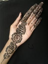 Attractive & Beautiful Hd Desgin Of Mehandi 36