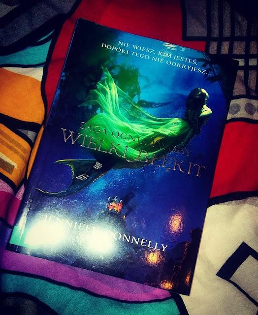Saga Ognia i Wody: Wielki Błękit (Jennifer Donnelly)- recenzja