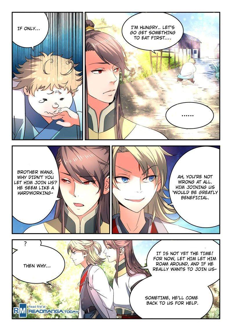 Spirit Blade Mountain - Chapter 9