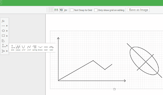 grafik editor matematika online