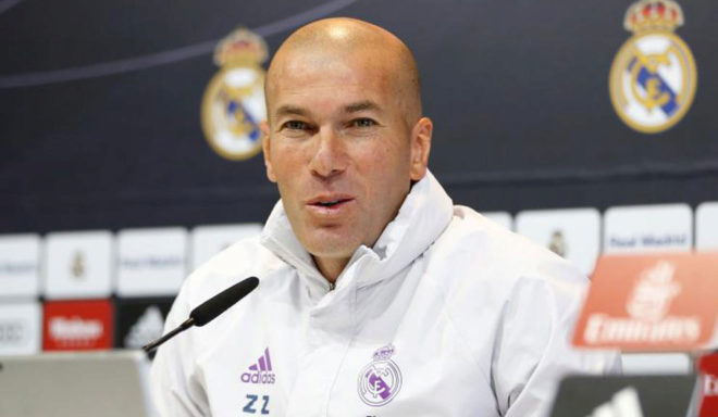 Zidane: Cristiano Ronaldo? I also played badly in many times