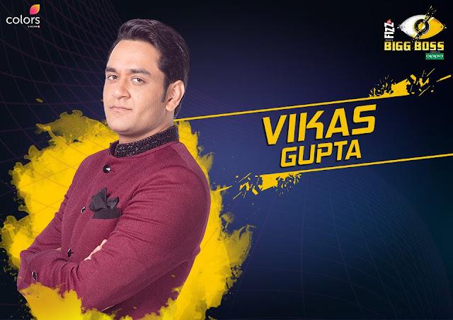Vikas Gupta (Bigg Boss 11 Contestant)