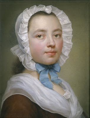Autoportrait (1745), Theresa Concordia Maron Mengs