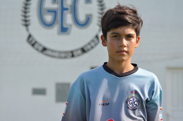 João Vitor é da base Tricolor