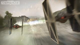 Star Wars Battlefront 2 Desktop Wallpaper