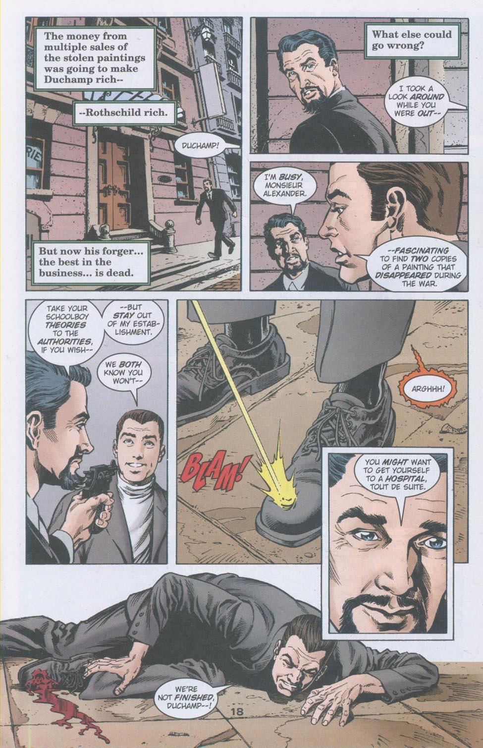 Read online American Century comic -  Issue #15 - 18
