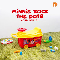 Dusdusan Minnie Rock The Dots Container 25 L (Set of 6) ANDHIMIND