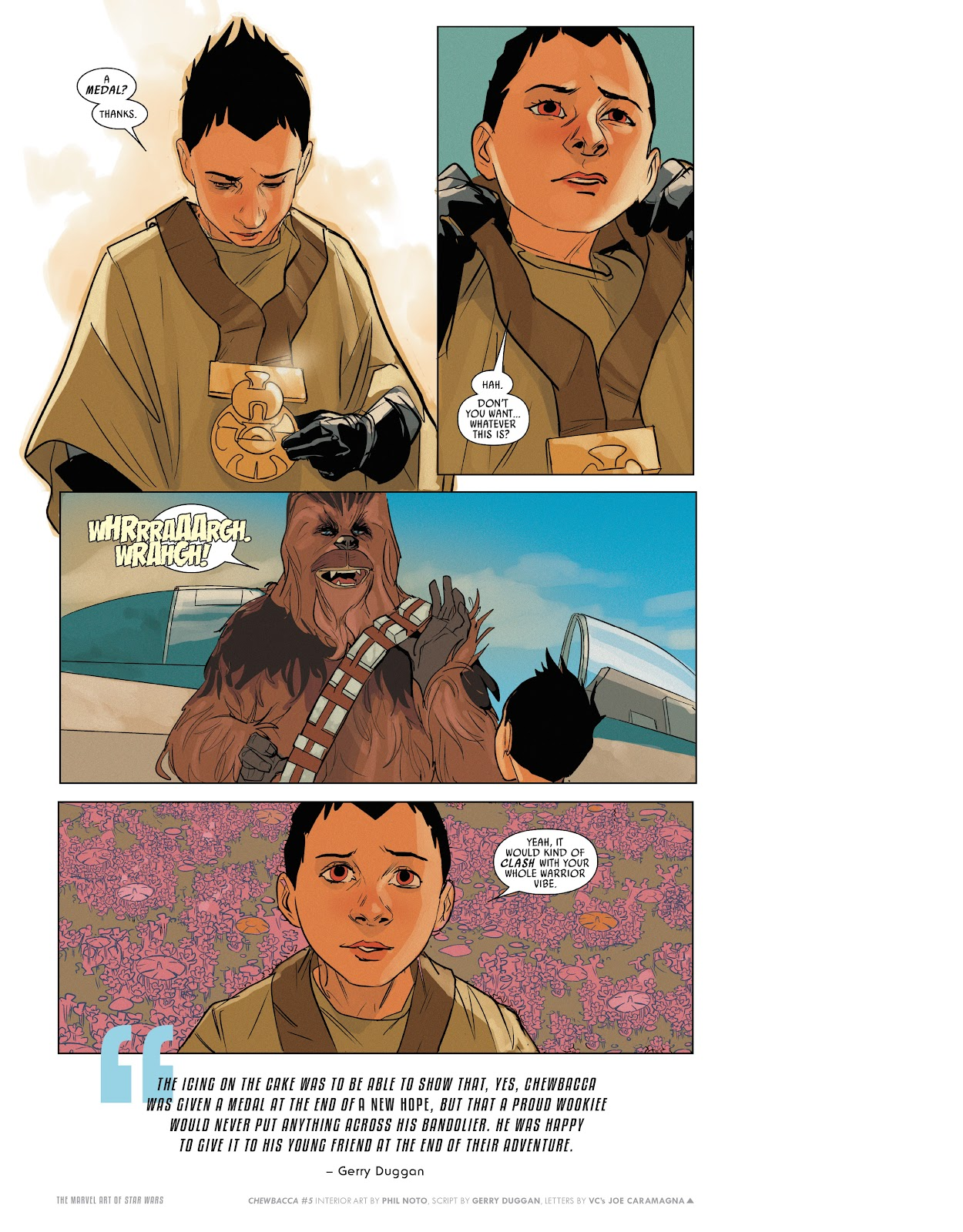 Read online The Marvel Art of Star Wars comic -  Issue # TPB (Part 2) - 54