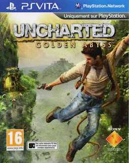 Uncharted Golden Abyss PS VITA free download full version