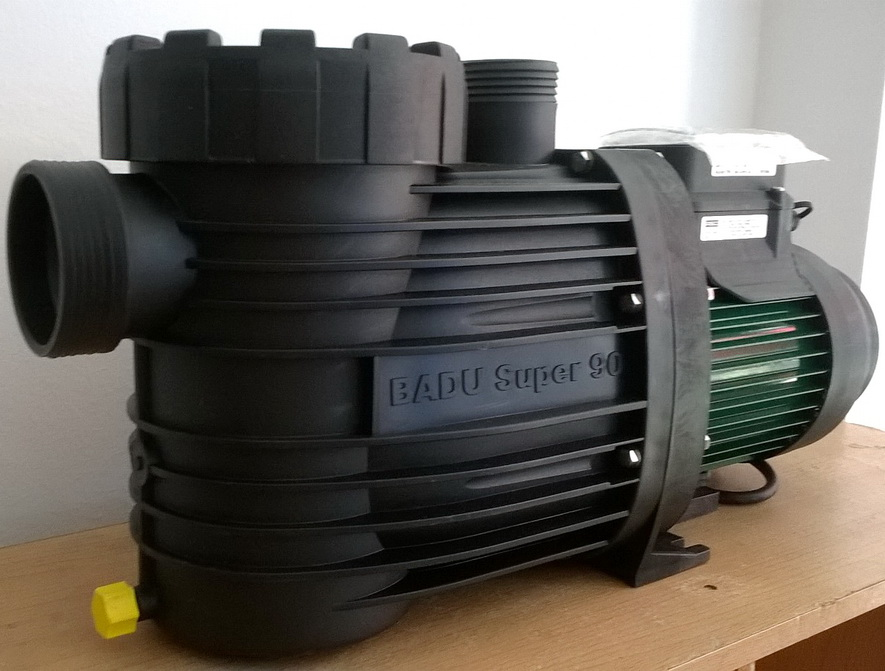 Swimming Pool Delivery : Speck badu super swimming pool pumps delivery in