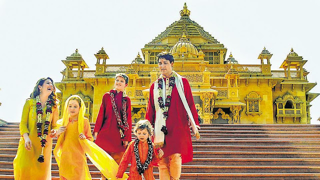 canadian-prime-minister-justin-trudeau-visit-india-with-family