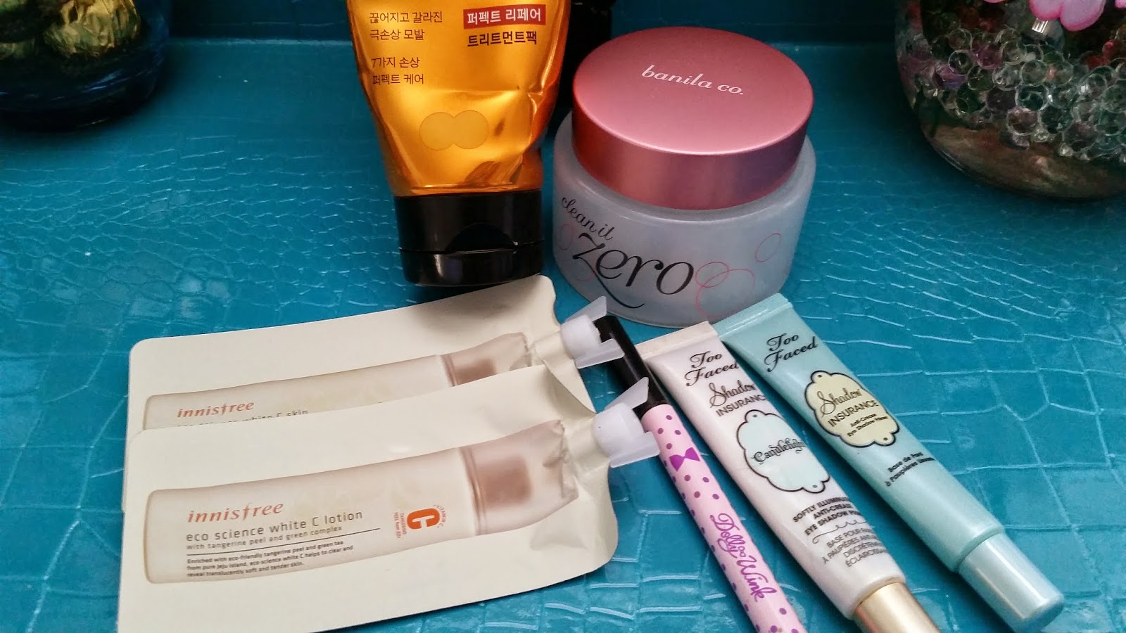 February and March Empties!