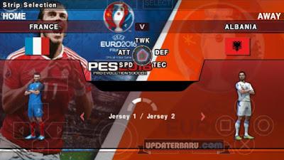 PES2016 Jogress Evolution ISO Terbaru Untuk Emulator PSP