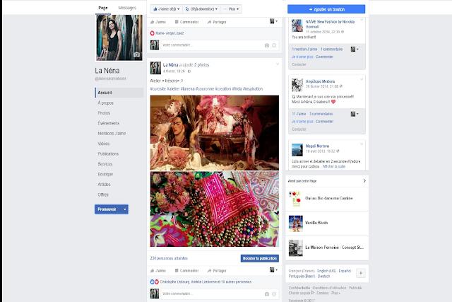 Facebook La Néna