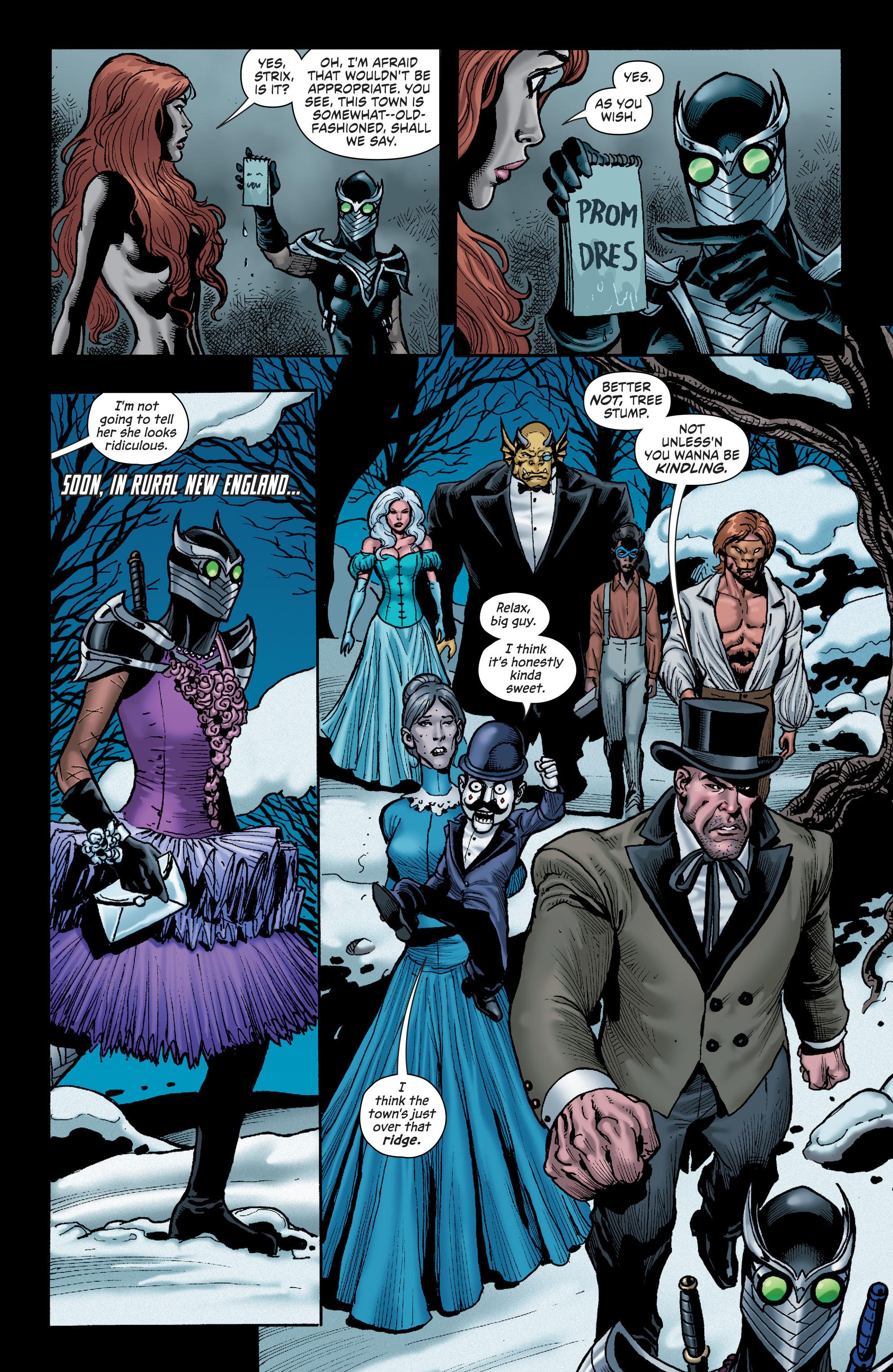 Read online Secret Six (2015) comic -  Issue #9 - 14