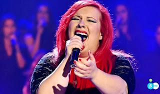 María Cambas canta Rise Up de Andra Day