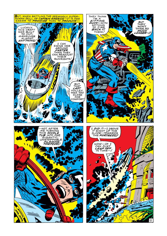 Captain America (1968) Issue #103 #17 - English 12