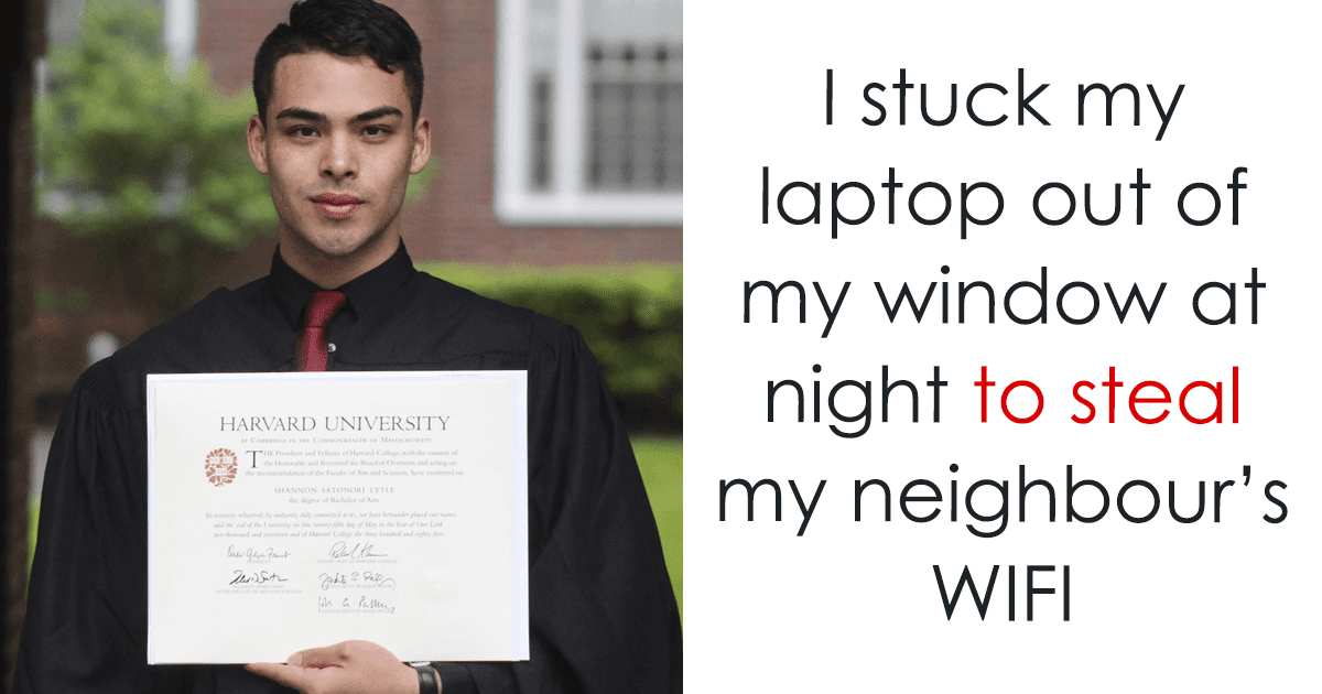 The Touching Story Of A Man: From His Difficult Years In High-school To His Graduation From Harvard