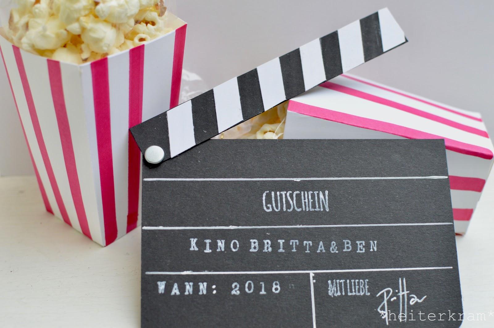 Cinestar Kinogutschein