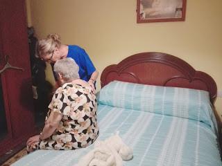 Otros cuidados para personas enfermas o ancianas en Granada