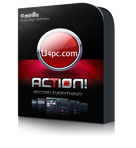 Mirillis Action 2.8.0 Crack Full Version