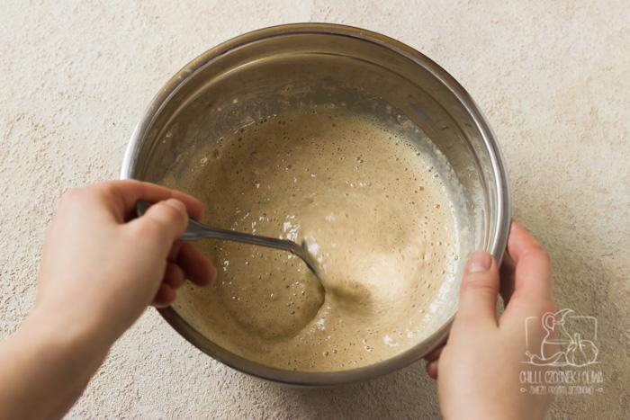 Jak zrobić placki jogurtowe krok po kroku?