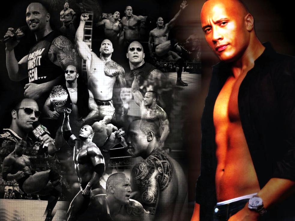 The Rock | Wrestling Wallpapers 2012 | Desktop Backgrounds ...