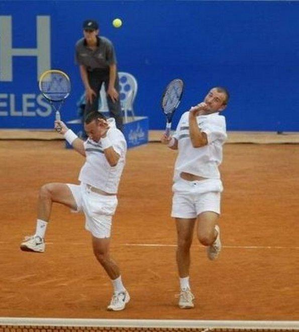 Tenis con estilo · conlosochosentidos.es