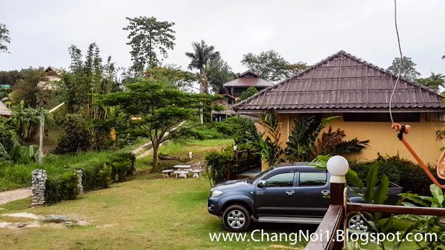 Jungle View Resort in Wang Nam Keaw, Thailand
