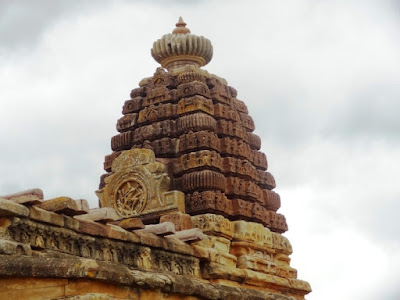 Places to see in Aihole - Huchi Malli Temple - Complete chalukyan temple