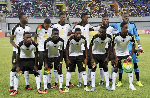 Black Starlets Qualify For Under 17 AFCON
