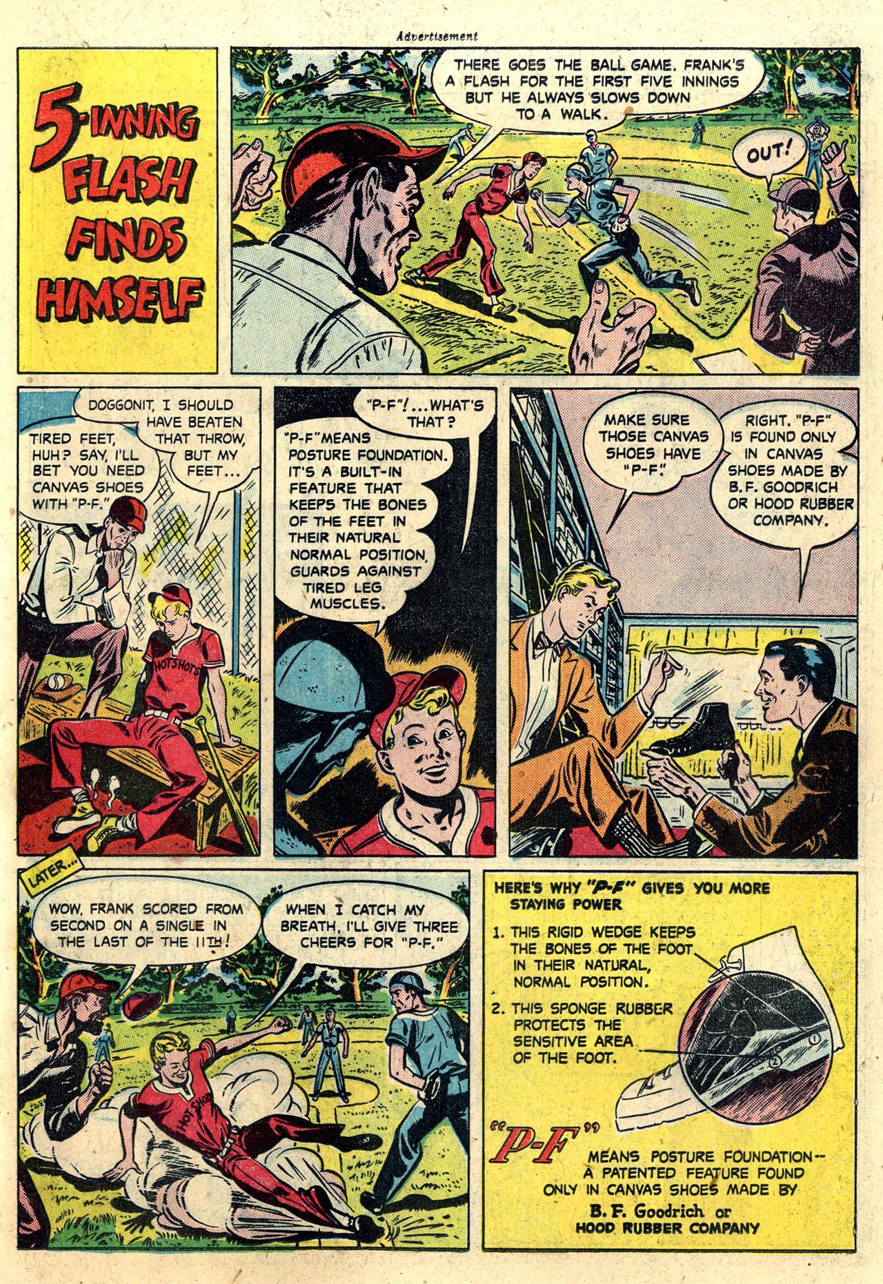 Read online Detective Comics (1937) comic -  Issue #112 - 23