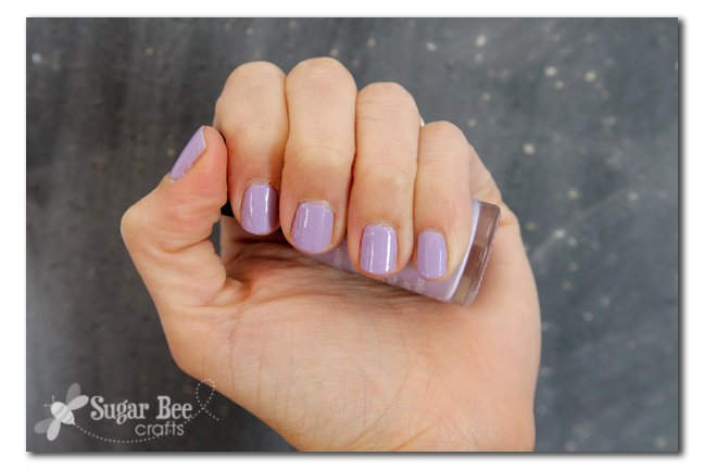 Party Time With Sally Hansen Nails Sugar Bee Crafts