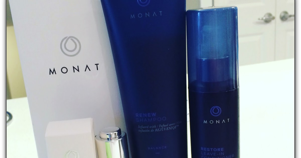 Do It Like Doli: Review: MONAT Hair Care - Reviews & Thoughts