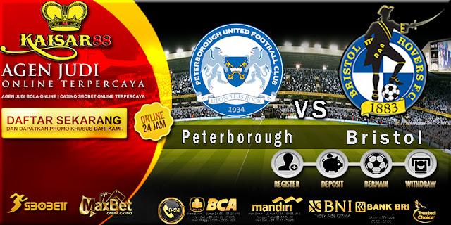 Prediksi Peterborough United vs Bristol Rovers 24 Maret 2018