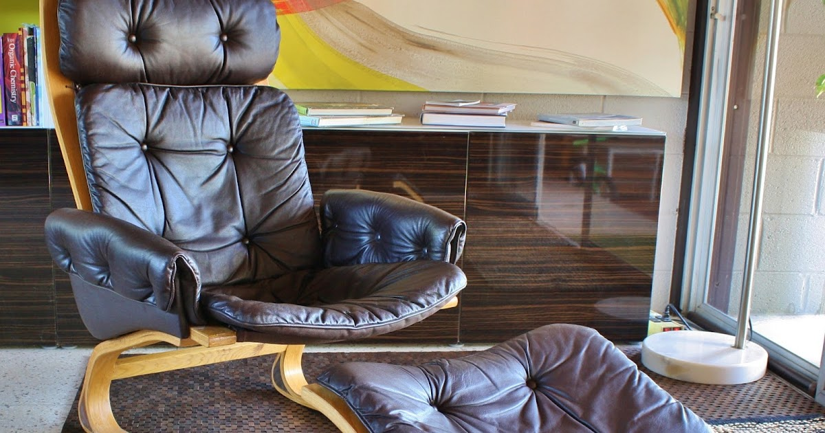 Bent plywood lounge chair gallery