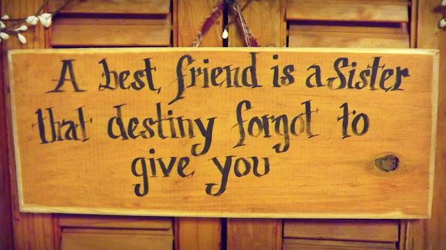 best friend slogan cute image