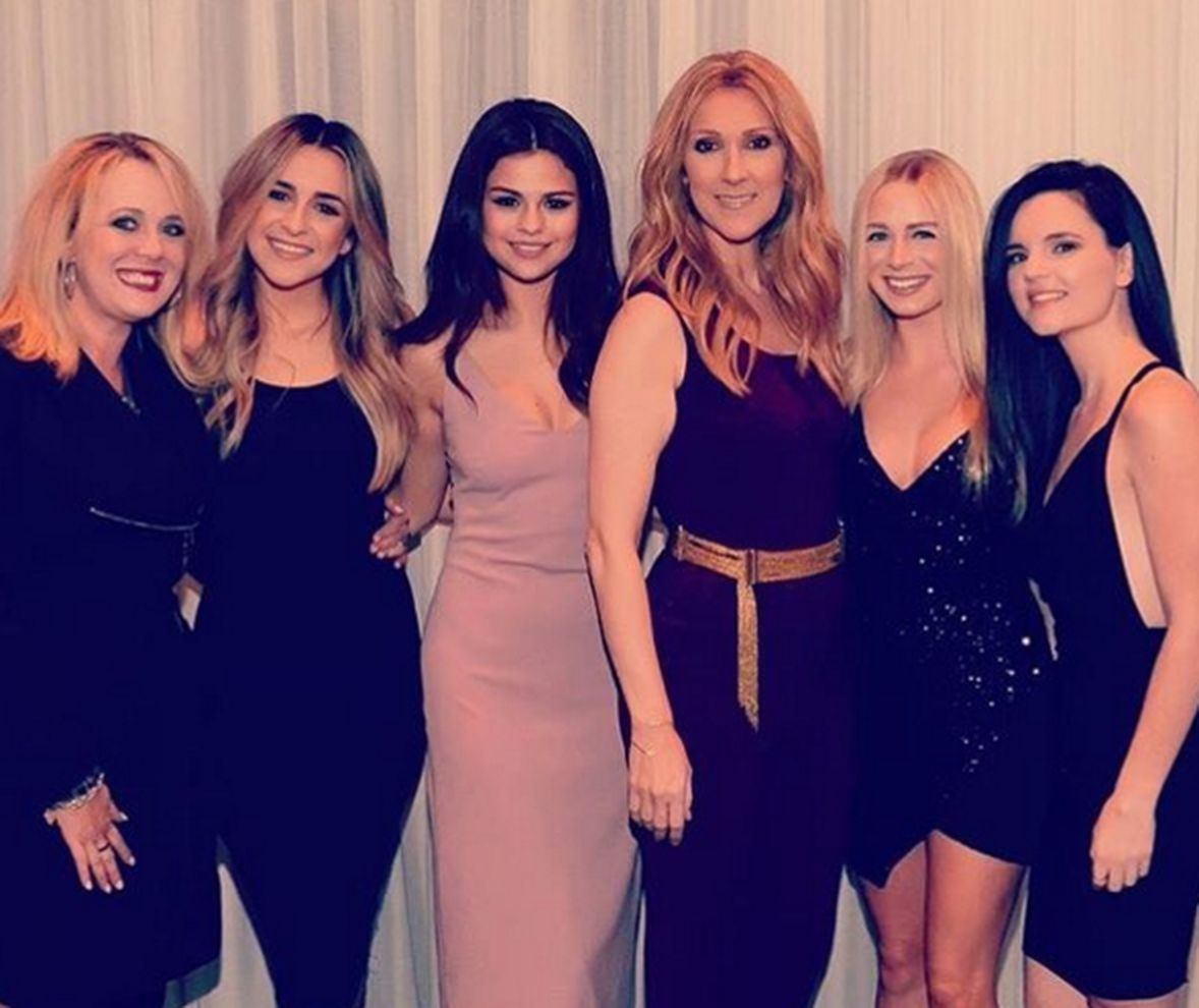 The Power Of Love Celine Dion Celine Dion Meet Greet Las
