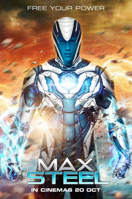 Bosbioskop Max Steel (2016)