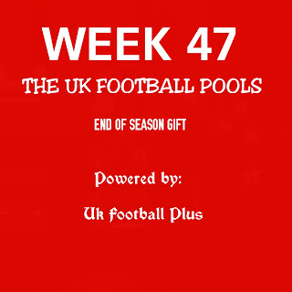 Wk47 uk football pools draws on coupon