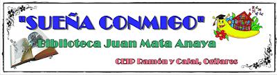 Resultado de imagen de SUEÑA CONMIGO BLOG DE LA BIBLIOTECA JUAN MATA
