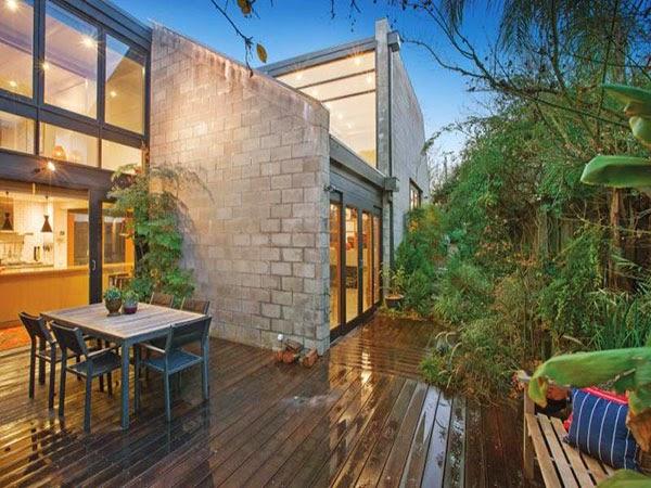 Contemporánea casa familiar en Melbourne Australia 7