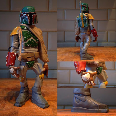 Star Wars Boba Fett Resin Figure by WheresChappell