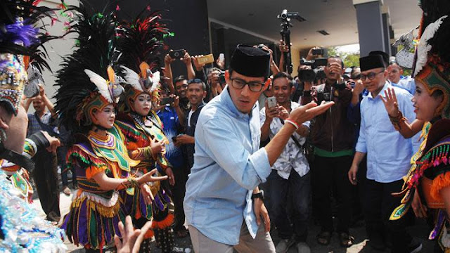 Sandiaga: Bukan <i>Game of Thrones</i>, Film Nabi Yusuf Lebih Relevan