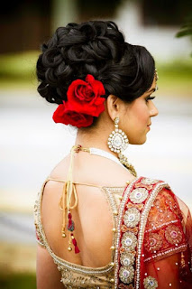 Stylish-indian-bridal-hairstyles-that-perfect-for-wedding-10