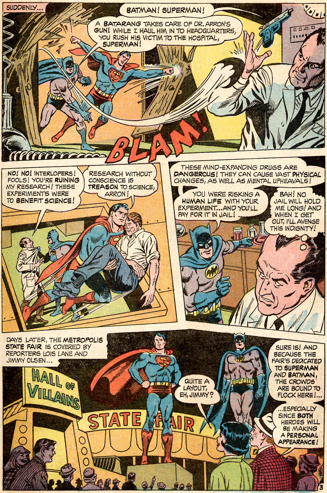 Read online World's Finest Comics comic -  Issue #173 - 5