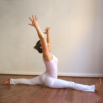 adhara yoga diccionario de asanas letras g y h