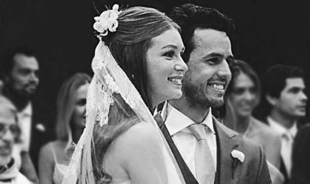 Marina Ruy e Xandinho Negrão casamento