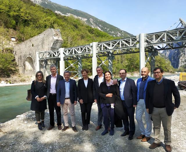 Γιάννενα: Τον Φεβρουάριο Του 2020 Θα Αποκαλυφθεί Η Γέφυρα Πλάκας