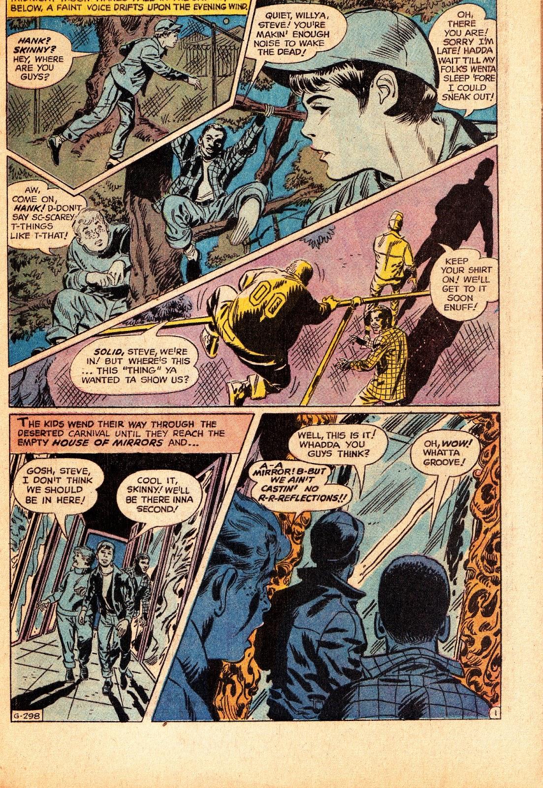 Marvel Mysteries And Comics Minutiae Exploring The House Of Secrets